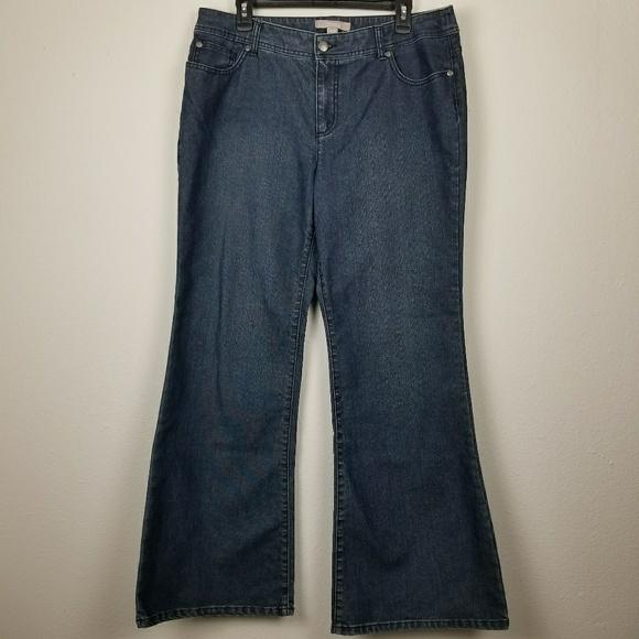 Chico's Denim - Chico's woman's denim jeans